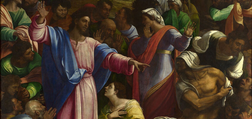 Le Stelle dell'arte – Sebastiano Del Piombo