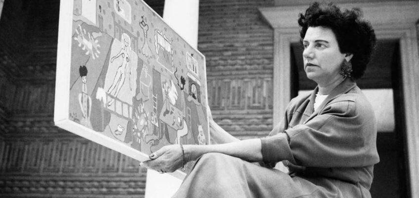 Le stelle dell arte Peggy Guggenheim