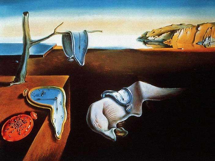"""""""La persistenza della memoria"""""""