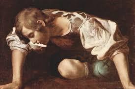 Da un seducente dipinto del Caravaggio, riflettiamo insieme sul nostro narcisismo.