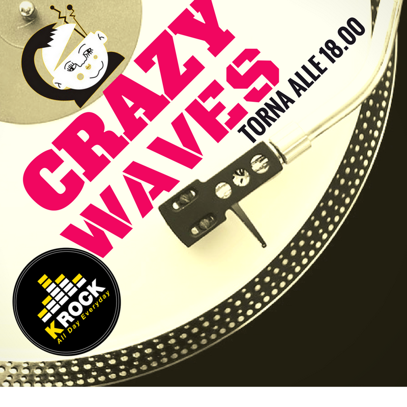 Crazy waves