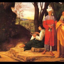 Le stelle dell'arte – Giorgione prima parte